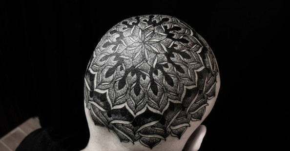 Ink and nature | Dotwork Tattoos by Alex Arnautov