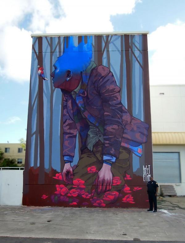Street Art by Etam Cru