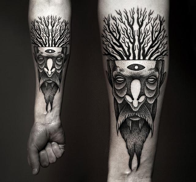 Fantastic tattoo inspi...