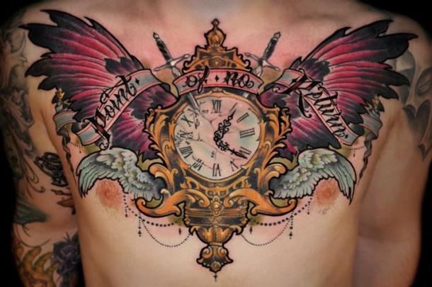 Amazing tattoos by Kid-Kros