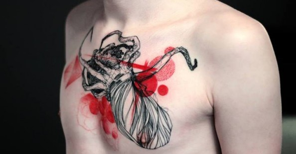 Amazing tattoos by Marta Lipinski