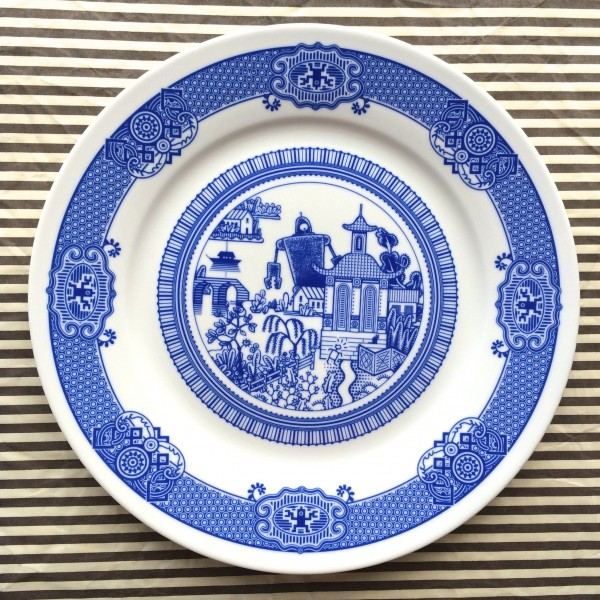 Calamityware a series of untraditional dishes by Don Moyer (1)