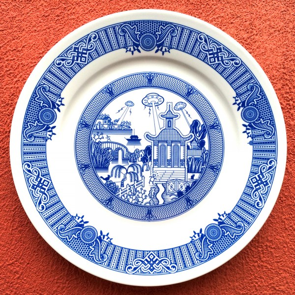 Calamityware a series of untraditional dishes by Don Moyer (3)