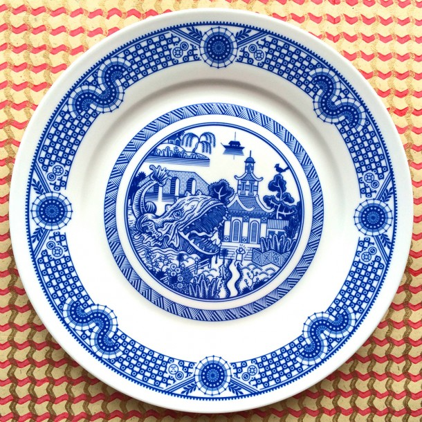"""""""Calamityware"""" a series of untraditional dishes by Don Moyer"""