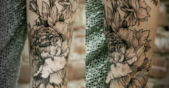 Nature inspired tattoos (Vol. 2)