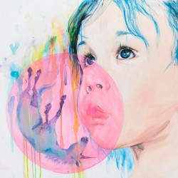 Beautiful watercolor drawings by Lora Zombie (13)