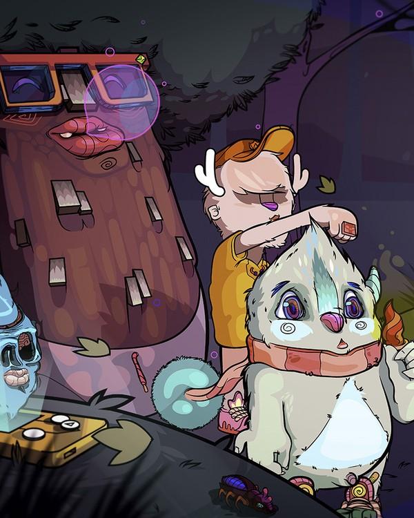 Colorful illustrations by Andrés Maquinita (8)