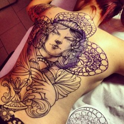 Stunning tattoos by Miss Juliet (11)