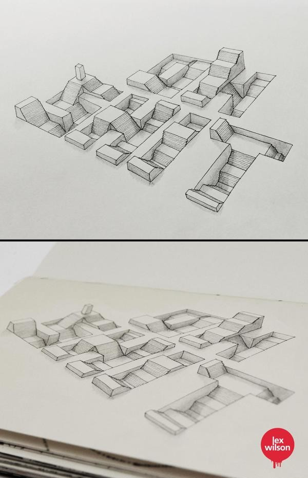 3D Typography by Lex Wilson (13)