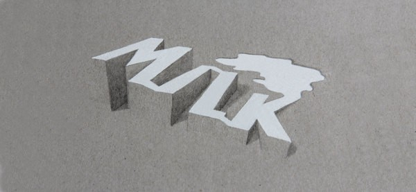 3D Typography by Lex Wilson (6)