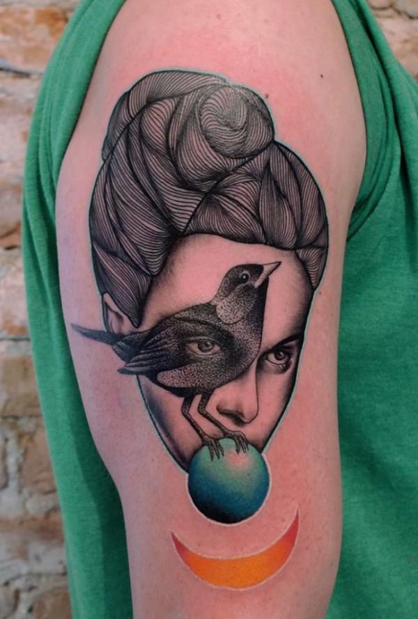 Cool tattoos by Mariusz Trubisz (12)