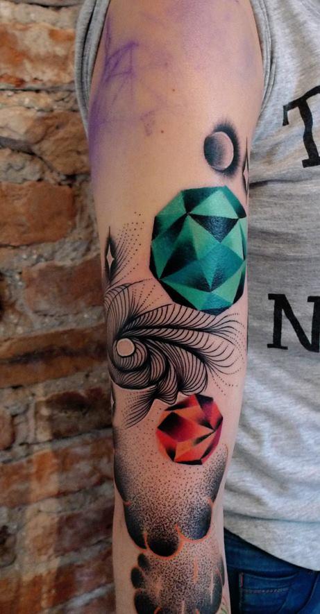 Cool tattoos by Mariusz Trubisz (14)