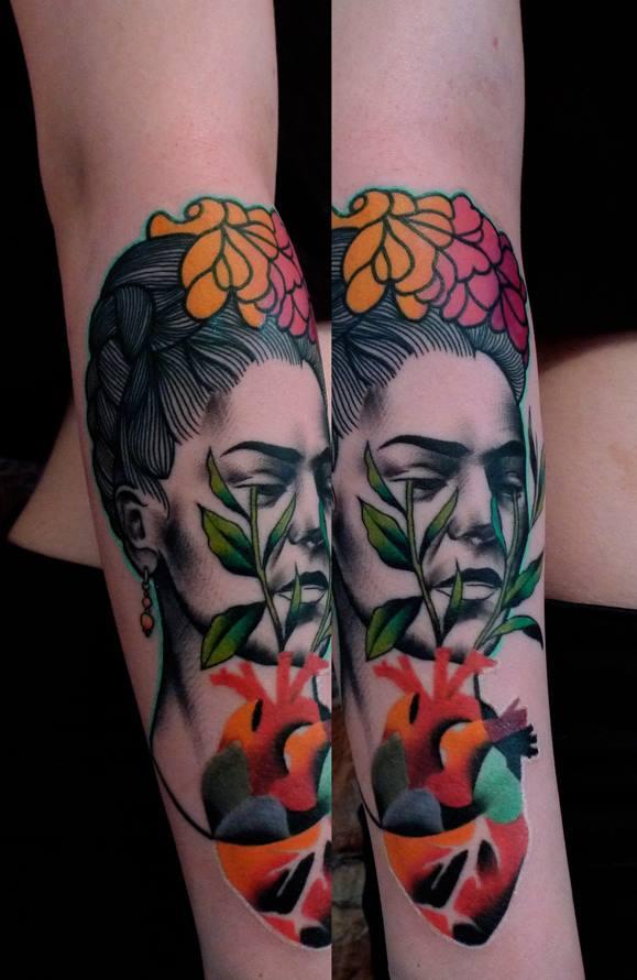 Cool tattoos by Mariusz Trubisz (15)