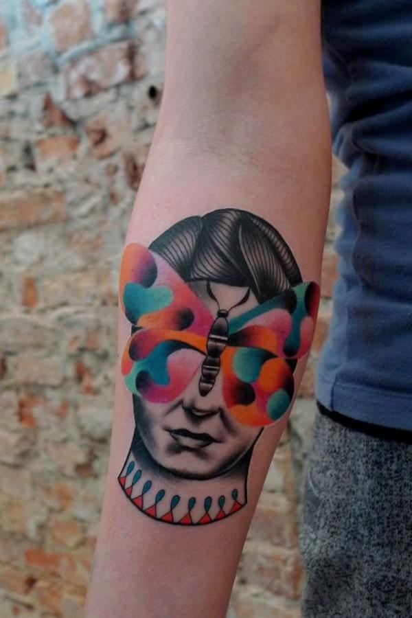 Cool tattoos by Mariusz Trubisz (3)