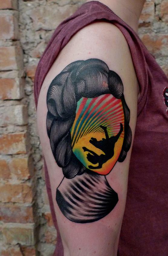 Cool tattoos by Mariusz Trubisz (4)