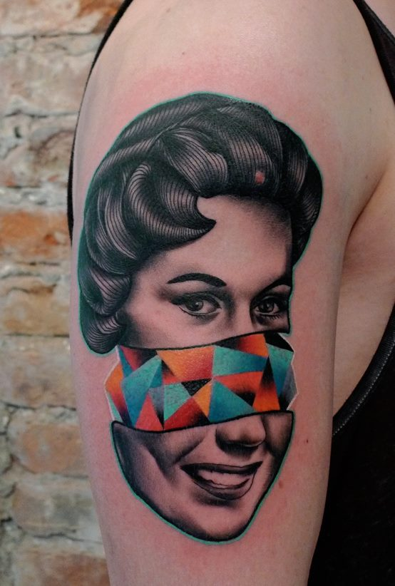 Cool tattoos by Mariusz Trubisz (5)