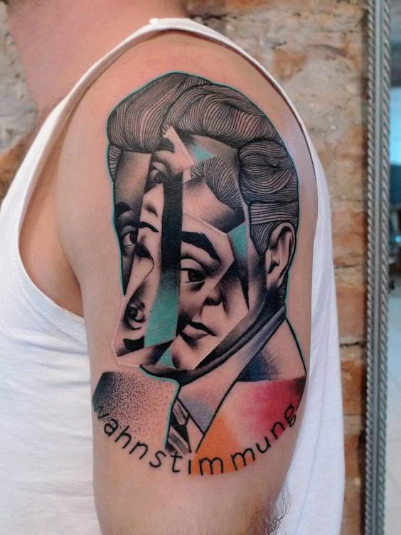 Cool tattoos by Mariusz Trubisz (6)
