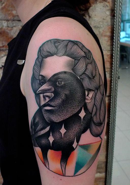 Cool tattoos by Mariusz Trubisz (8)