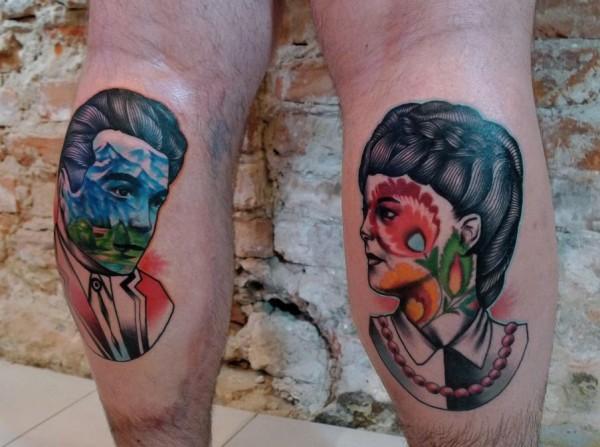 Cool tattoos by Mariusz Trubisz (9)