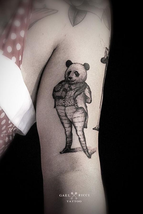 Amazing tattoos by Gaël Ricci (14)