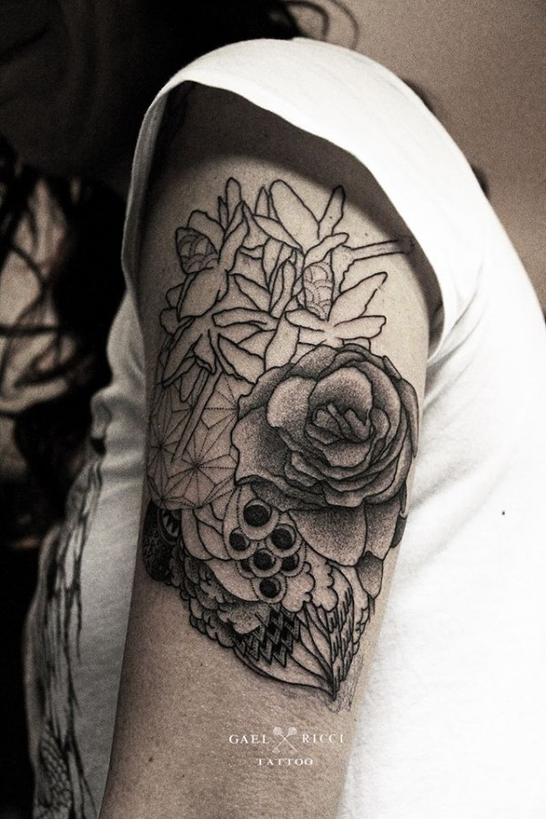Amazing tattoos by Gaël Ricci (15)