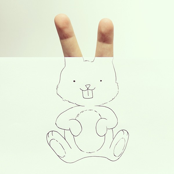 Finger illustrations by Javier Pérez.koikoikoi (2)