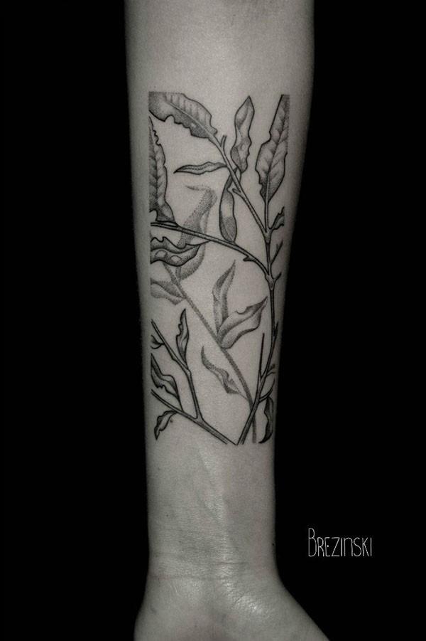 Stunning dotwork tattoos by Brezinski Ilya (10)