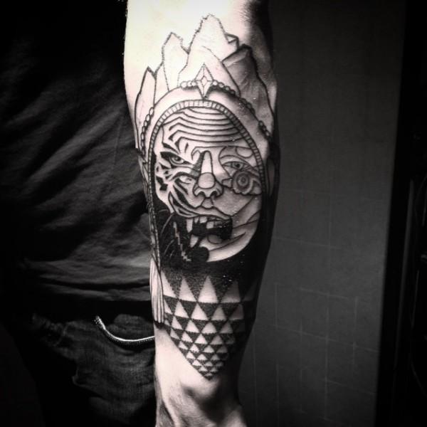 Stunning tattoos by Martynas Šnioka (3)