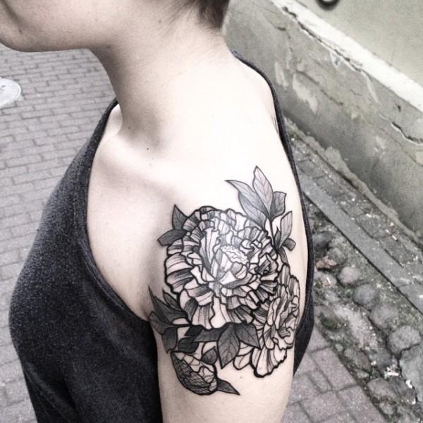 Stunning tattoos by Martynas Šnioka (5)