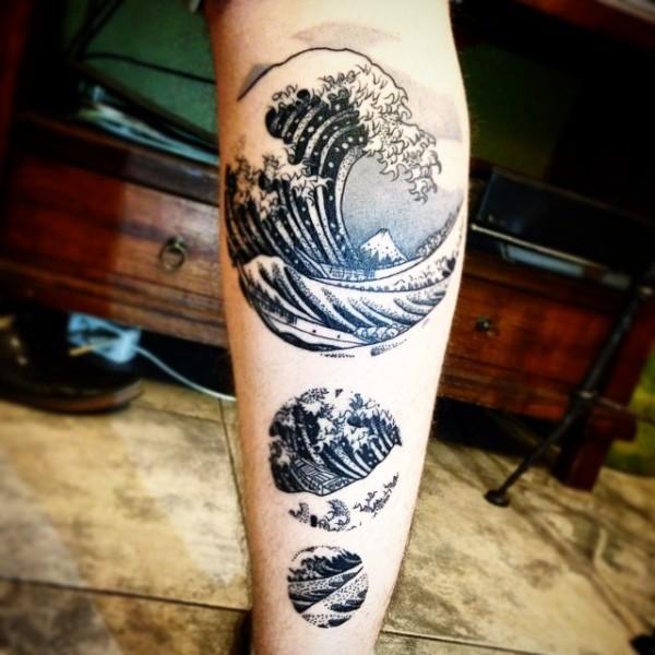 Stunning tattoos by Martynas Šnioka (7)