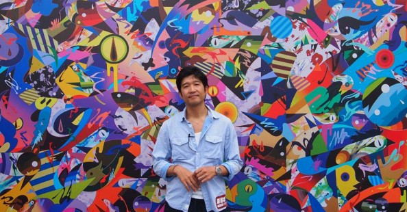 The Art of Tomokazu Matsuyama