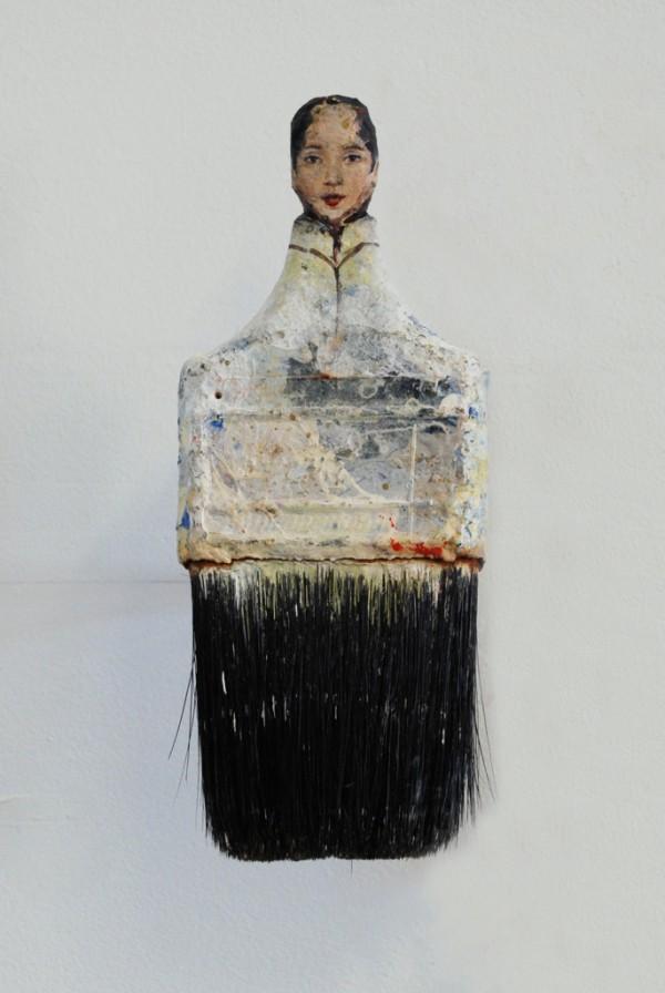 Paintbrush Portraits by Rebecca Szeto (1)