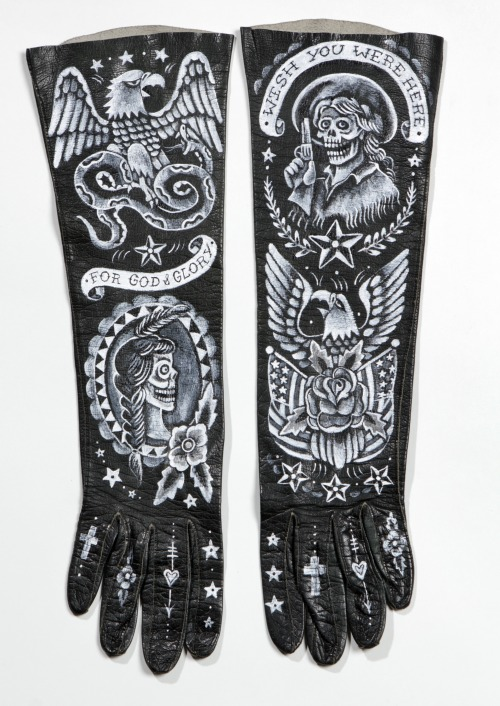 Tattooed Gloves by Ellen Greene (3)