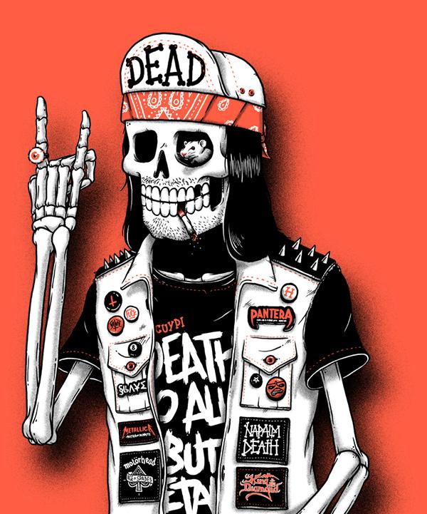 Bones Brigade by Cuypi