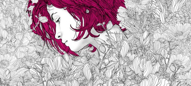 Amazing line artworks by Pedro Tapa