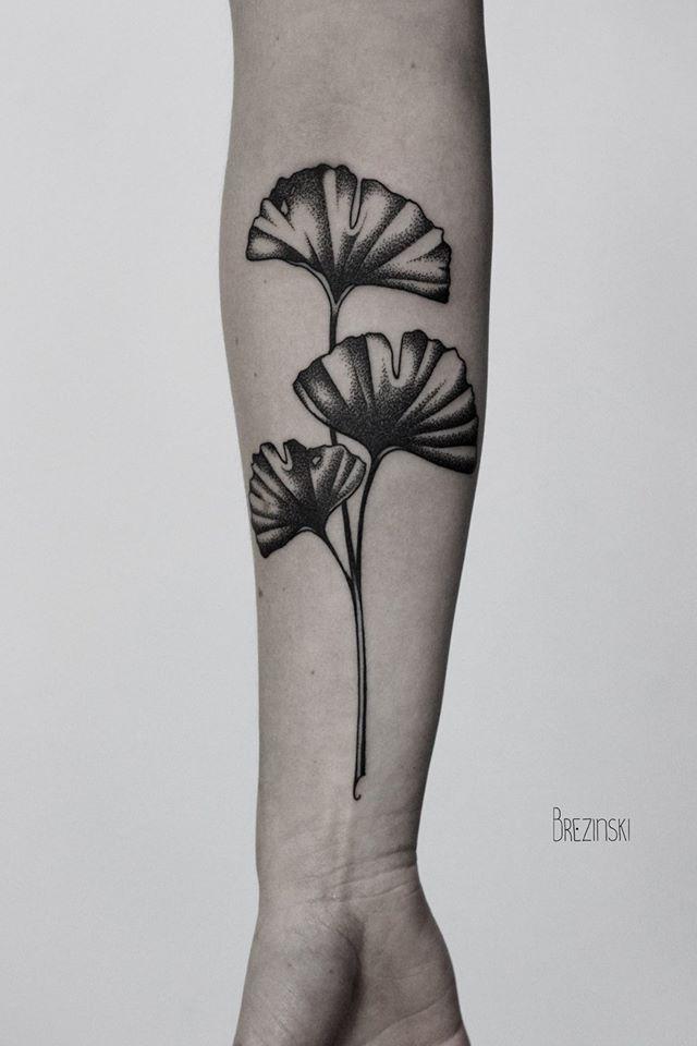 Awesome dotwork tattoos by Ilya Brezinski (5)